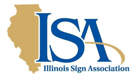 Illinois Sign Assocation Logo